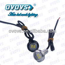 DRL 12v 2w high power Eagle Eyes led Car Headlight