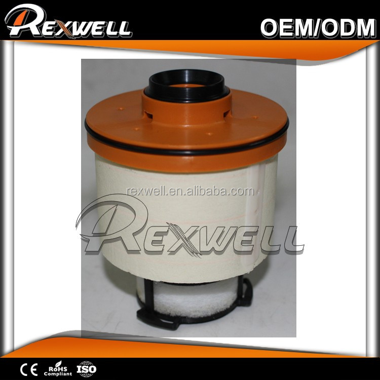 diesel fuel filter element for toyota hilux vigo parts 2016- 23390-0L070