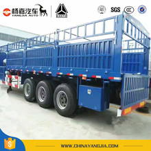 OEM or Customized fence semi trailer transport trailer
