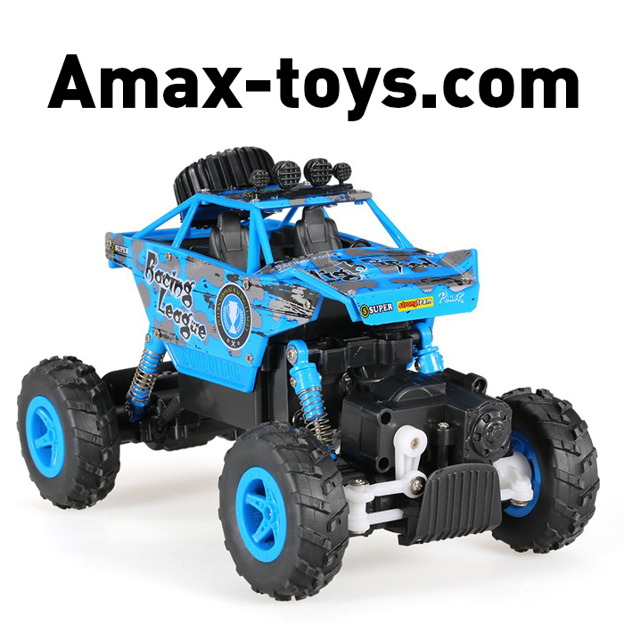 12361150-1/20 2.4G 4WD RTR King Turned Climb Off-road Rock Crawler RC Car