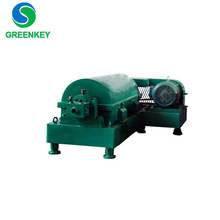 Decanter centrifuge fuel water filter centrifuge coal tar separation