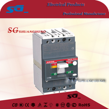 SG-T Mould Case Circuit Breaker MCCB lkm6-160t 160A 25ka