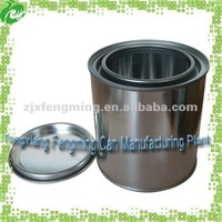METAL MANUFACTURING TIN CANS, 3 PIECES CONTAINER