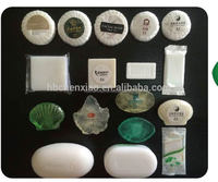 Wholesale Disposable eco friendly Hotel Soap with Customized Logo