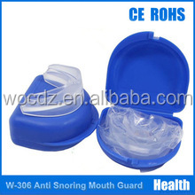 Silicon Stop Snoring Mouth Guard Anti Snore Sleep Apnea Aid