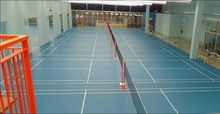 Indoor Multi-purpose Roll Vinyl PVC Sports Flooring for School Gym,Basketball court
