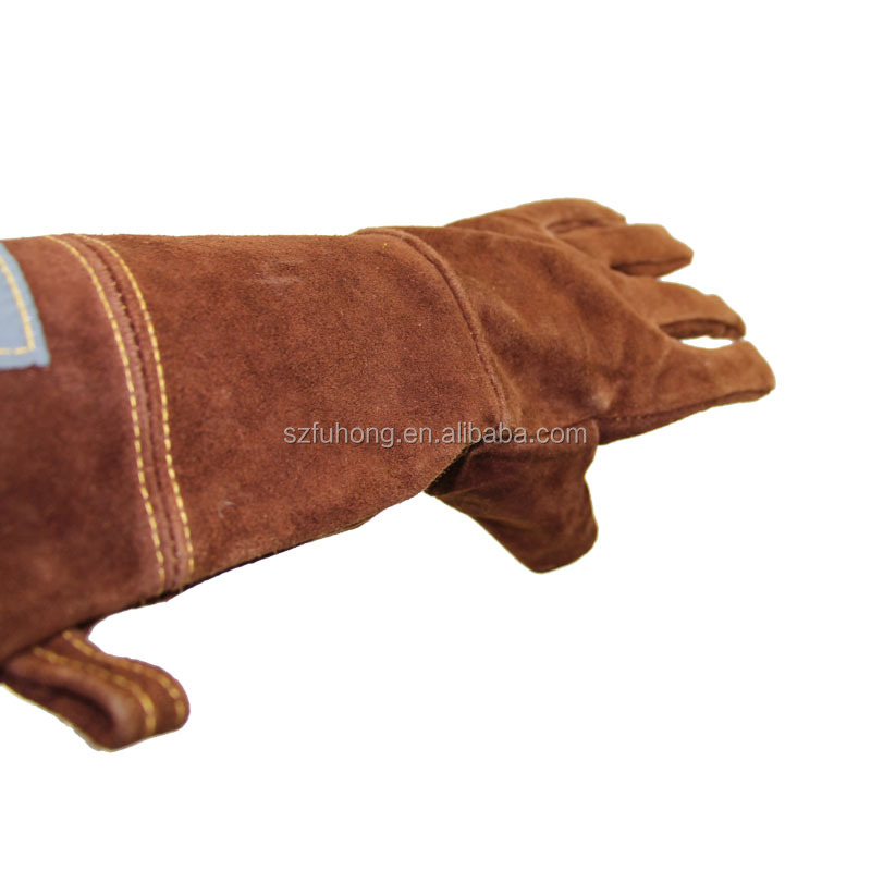 Industrial safety japan importers of leather working gloves bbq gloves