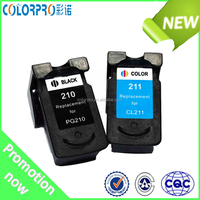 NEW PG 210 CL 211 ink cartridges compatible for canon PIXMA MP240/250/270/272/280/480