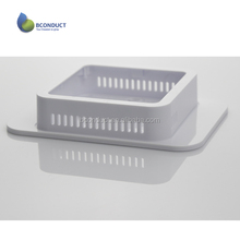 custom made high precision injection molded plastic boxes