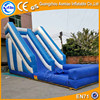 HOT sale commercial inflatable water slides, used swimming pool slide for sale