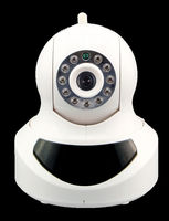 Smart Home Automation Alarm System Intelligent Wireless IP Camera 1/4 Inch CMOS