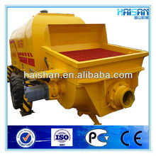 CE Certification Small Concrete Pump (diesel)