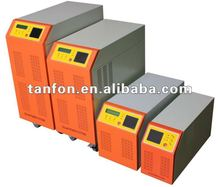 2kw 3kw 5kw pure sine wave grid tie and off auto switch solar inverter with battery charger and MPPT