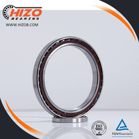 High quality control high precision sealed angular contact bearing B707C.T.P4S
