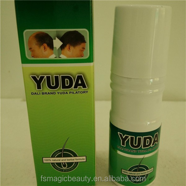 Yuda Pilatory Hair Growth (strong version) 60mlx3bottles