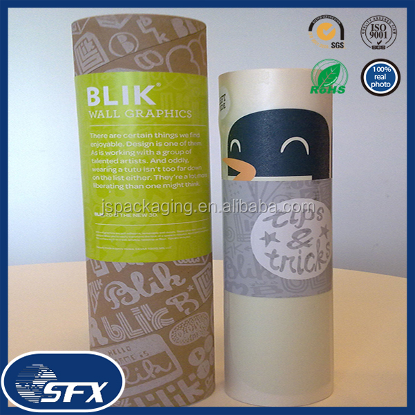 tube carton/core board paper/fabric cardboard tubes