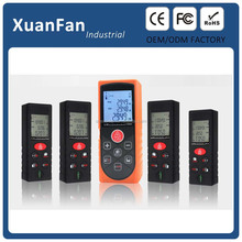 XF-DM01 Pocket Size Unit Display Measure up to 100M Digital Distance Measure laser distance meter
