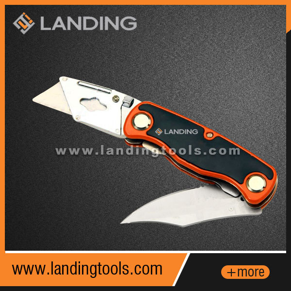 hot selling cheap custom zinc alloy body utility cutter knife