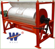 belt magnetic separator Magnetic Separator Used in Iron Ore Separation dry type drum magnetic separator with high quality