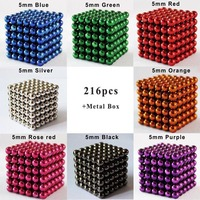 216Pcs 5mm Toy For Kids Play