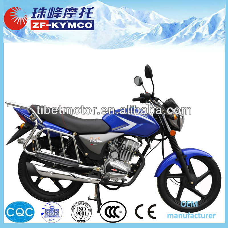 china motorcycle manufactory zf-kymco street legal motorcycle 150cc ZF150-10A(IV)