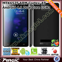 Android 2g&3g dual core mtk6575 thl w11 celular 1ghz cpu