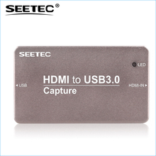 HDMI hd media video capture equipment video capture box with USB3.0
