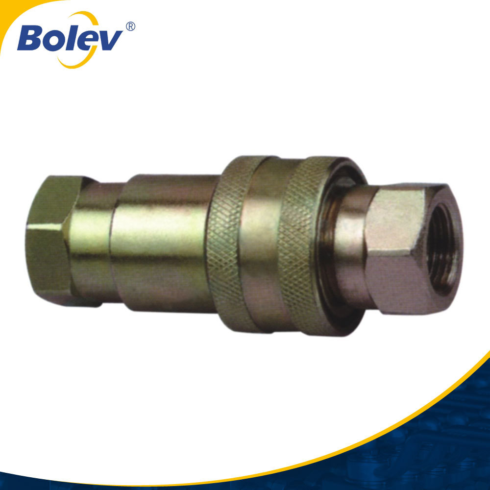 Sample available factory supply BLV-S2 close type quick coupling