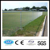 Wholesale China CE&ISO certificated hot galvanized chain link fencing(Pro manufacturer)