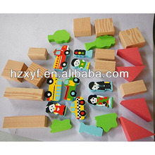 Children Building Brick Block Foam Construction Soft Toy 29pcs EVA Safe