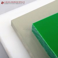 new material pp plastic sheet white natural