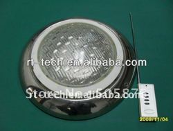 IP68 24 watt marine 12v led light led pool light