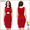wholesale 2016 women clothing tight pencil dress for tropical party