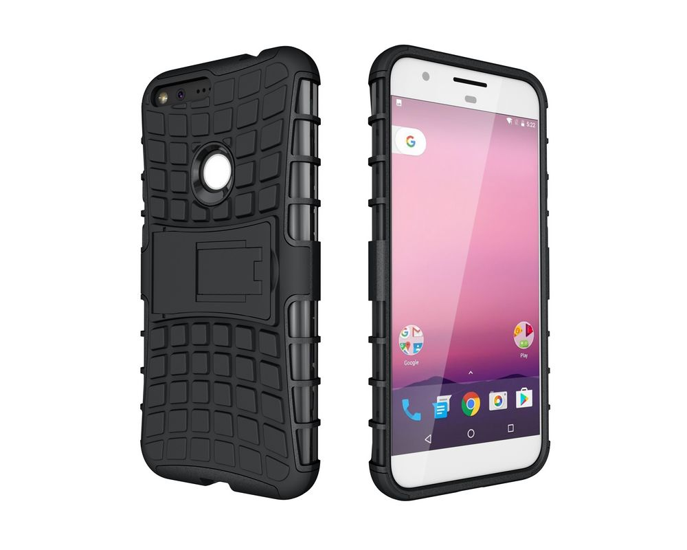 11 years Factory directly sell hot New material pc tpu mobile case for Google Pixel XL