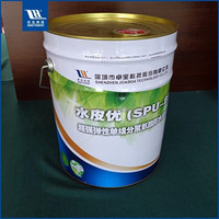 Flat roofing single component polyurethane Waterproofing Coating