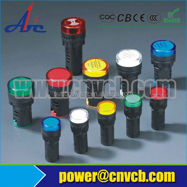 waterproof electrical push button switch