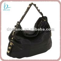Fashion top brand design for leather lady bag