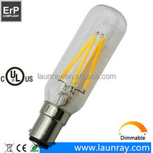 Electric Glass Bulb Incandescent lamp Ovens Appliance Bulb T8 Led Filament Bulb 2W 4W 6W Dimmable Lamp