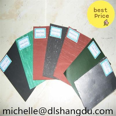 2014popular hot-sell non asbestos rubber gasket sheets
