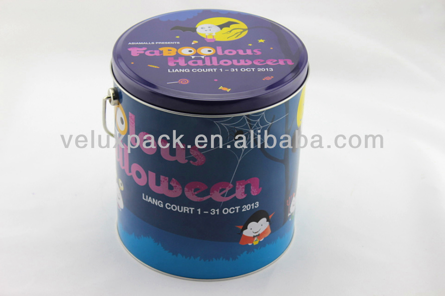 Easter Tin Can Packaging