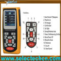 Multi-function laser range meter measure distance 100m