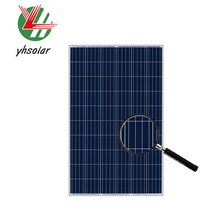 TPT/TPT made pv solar panel IP65 high transparency panel for sale