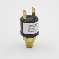 adjustable water pump high pressure switch