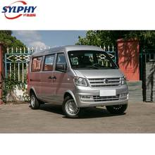 Hot Sale Used Dongfeng Mini Passenger Van Bus Cheap Price 7 Seats