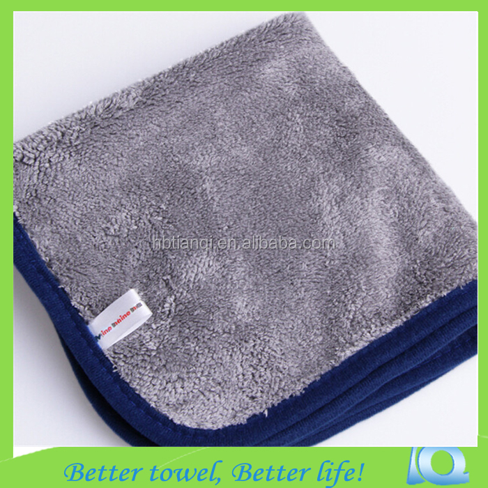 Wholesale china factories supply microfiber towel car wash