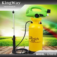 Hot Sale Garden Tool Battery Plastic Trigger Sprayer