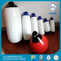 Inflatable buoy for boat and yacht
