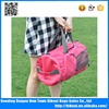 Custom wholesale multifunction waterproof foldable backpack leisure duffle bag travel bag