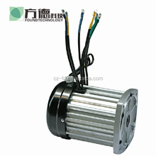 60V 1500W high power and big torque dc switched reluctance motor for mini electric four wheel vehicles motor