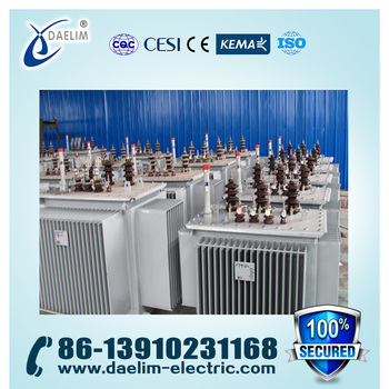11kv 800kva Full-sealed Non-excitation-tap-changing Distribution Transformer with Low Price